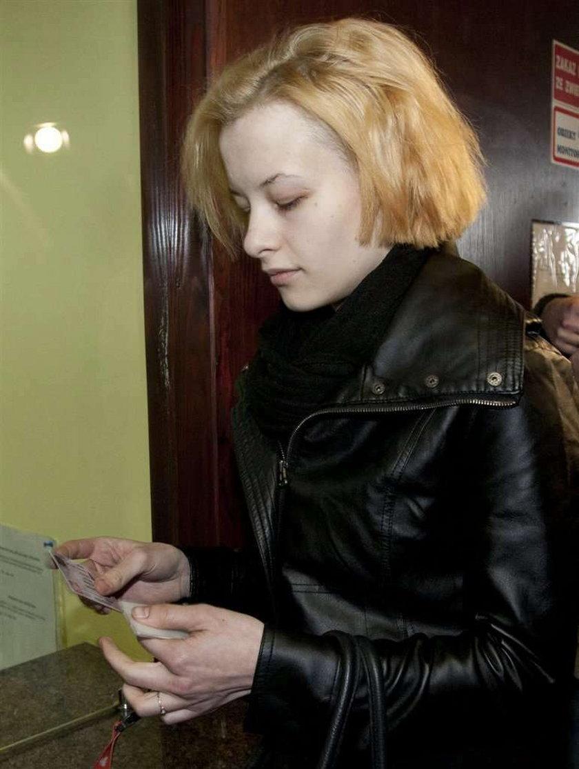 Katarzyna Waśniewska u Drzyzgi