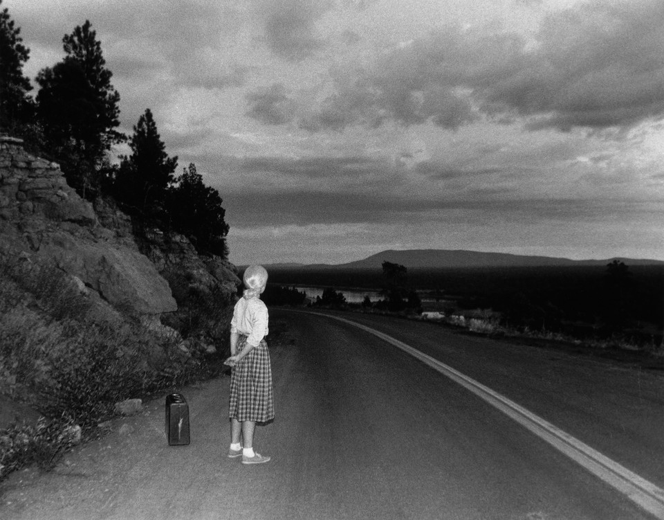 "Cindy Sherman, ""Untitled Film Still #48"" (1979)"