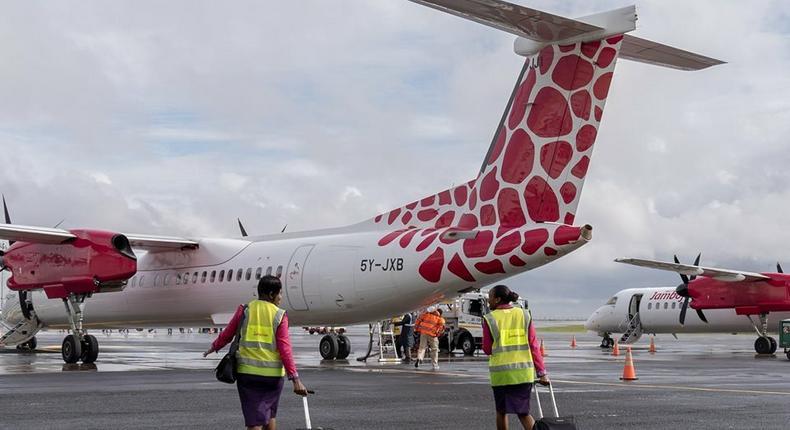 Jambojet suspends flights to Rwanda and Uganda