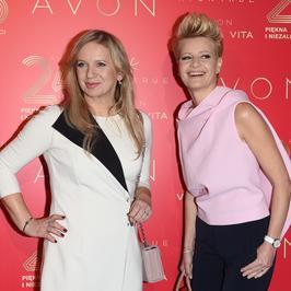 Marzena Rogalska w bieli na imprezie Avon. Ten kolor zdecydowanie jej służy!