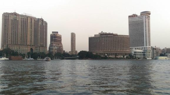 Soliteri u centru Kaira