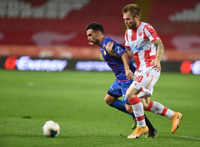FK Crvena zvezda, FK Napredak
