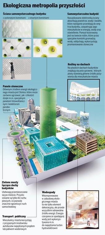 Tak ma działać metropolia zgodna ze środowiskiem