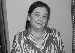 Nie żyje aktorka Katarzyna Łaniewska