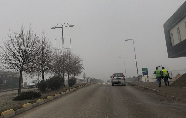 Zagadjenje vazduha Zenica