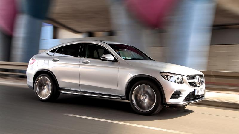 Mercedes GLC Coupe 250d