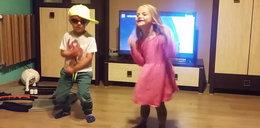 Dzieci Piotra Żyły kochają Disco Polo WIDEO
