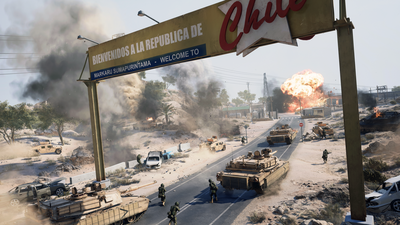 """Battlefield 2042 przywraca Bad Company 2, 1942 i """"trójkę"""". Oto jak działa Battlefield Portal"""