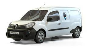 Wodorowe Renault Kangoo trafiło na drogi!