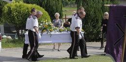 Pogrzeb Magdy Żuk. Wzruszający gest przyjaciół