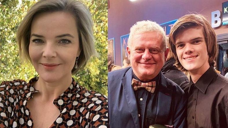 Monika Zamachowska, Kazik Staszewski, Tomek Malcolm