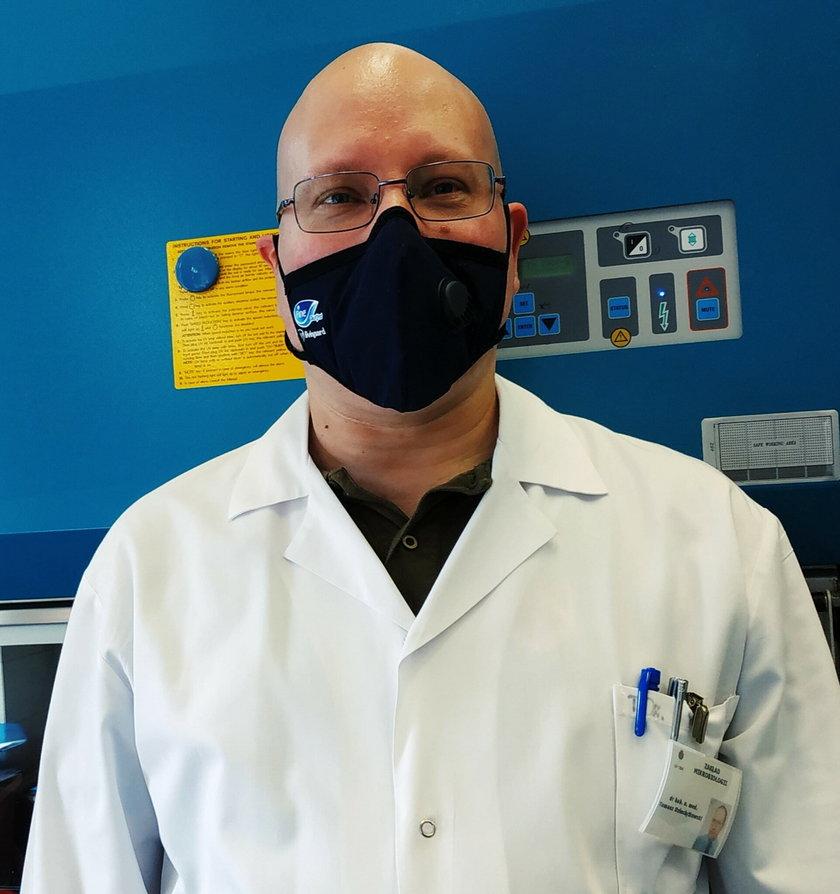 Dr Tomasz Dzieciątkowski