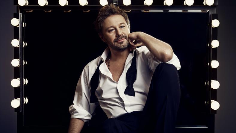 Andrze Piaseczny (fot. Sony Music/Marlena Bielińska)