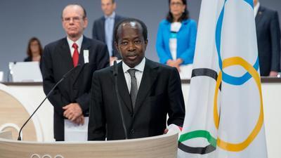 """JO Tokyo 2020: Mamadou Diagna Ndiaye """"dope"""" les athlètes sénégalais"""