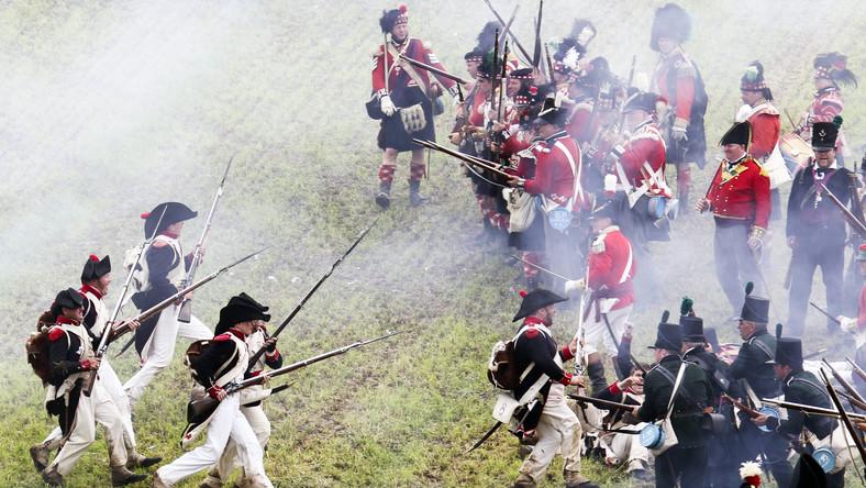 Bitwa pod Waterloo była ostatnią z bitew, jakie stoczył Napoleon Bonaparte