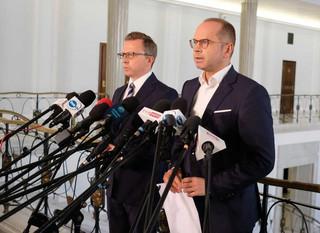 Joński i Szczerba w sprawie dotacji dla Bąkiewicza: Mogło dojść do oszustwa