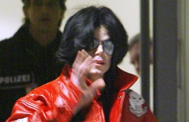 Michael Jackson (fot. fot. PAP/EPA)