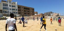 Talenty rodzą się na piasku! Tak się zaczyna w Senegalu!