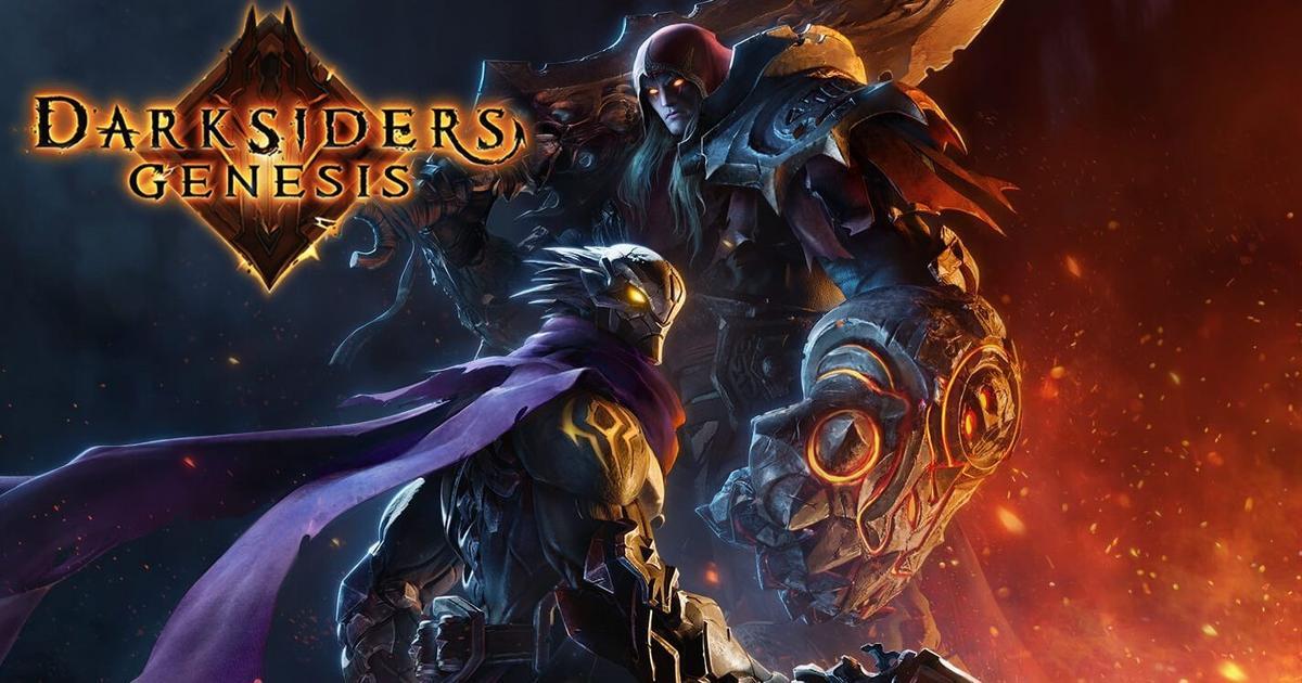 Recenzja Darksiders Genesis. Seria wraca do topowej formy