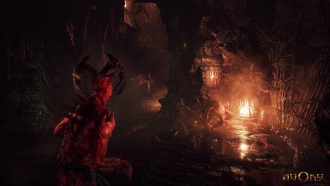 Kadr z gry Agony