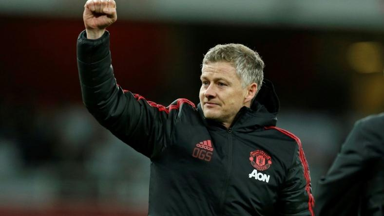 Remarkable start: Ole Gunnar Solskjaer will look to make it nine wins from nine as caretaker manager of Manchester United against Burnley