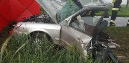 Śmiertelny wypadek w Tonowie. Nie żyje mężczyzna i jego nastoletnia córka