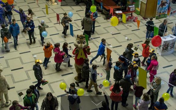 Kids fest okuplja veliki broj mališana