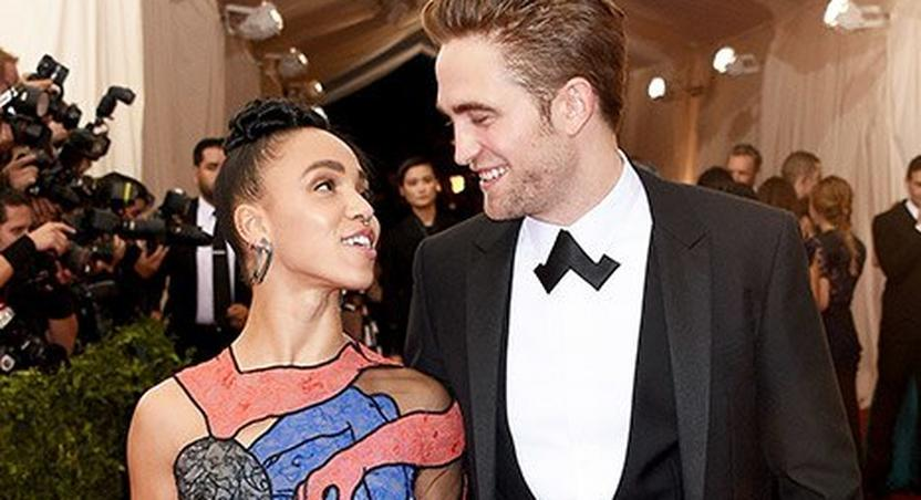 Celebrity couple, Robert Pattinson and FKA Twigs, share their excitement on being engaged to be married