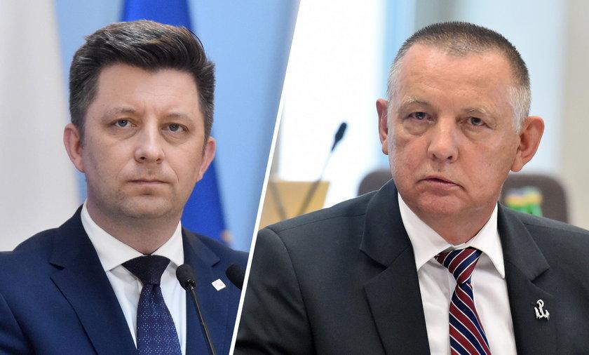 Jak donoszą media, kontrolerów NIK do kancelarii kierowanej przez Michała Dworczyka mógł wysłać osobiście Marian Banaś.