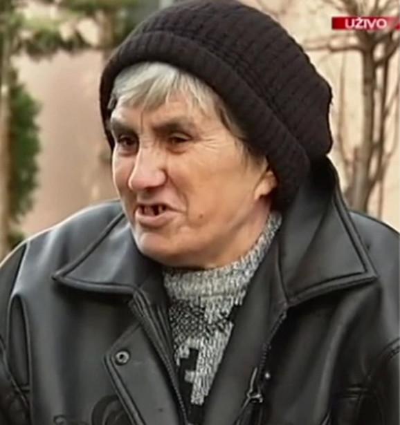 Nevenka Harkaj je tri dana provela u parku na minusu