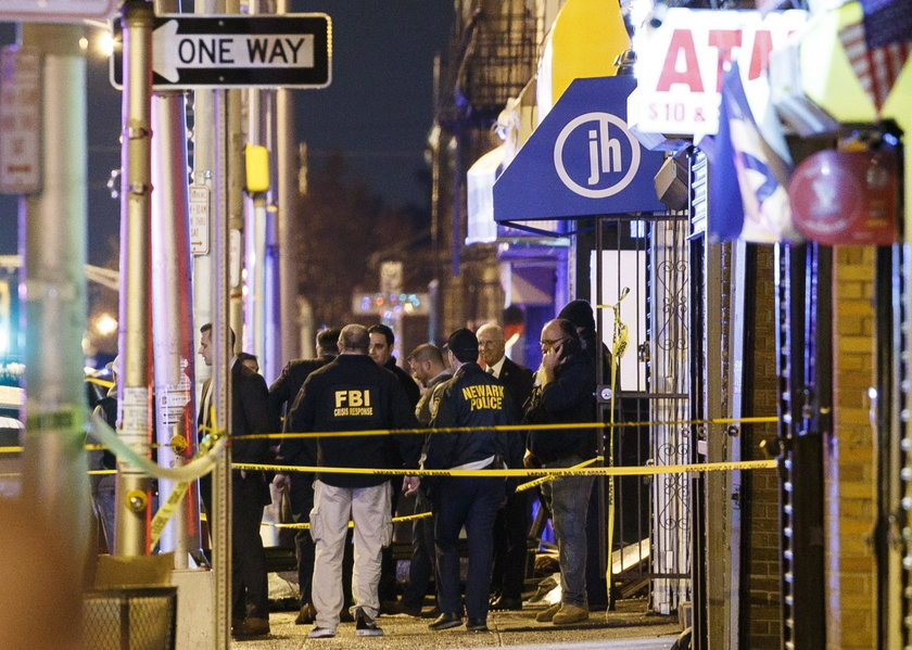 Strzelanina w Jersey City. Zginęło sześć osób