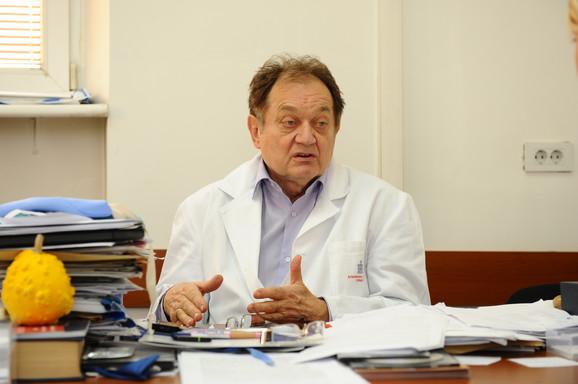 Prof. dr Miljko Ristić