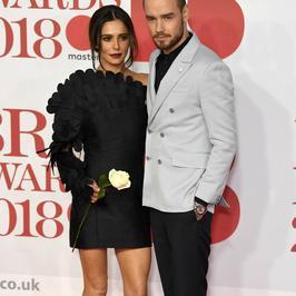 Brit Awards 2018: Cheryl Cole i Liam Payne na ściance. Para ucięła plotki o kryzysie