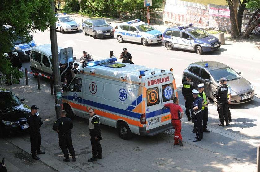 Policjant zabił człowieka