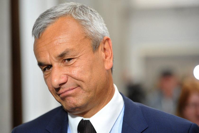 Andrzej Biernat, minister sportu