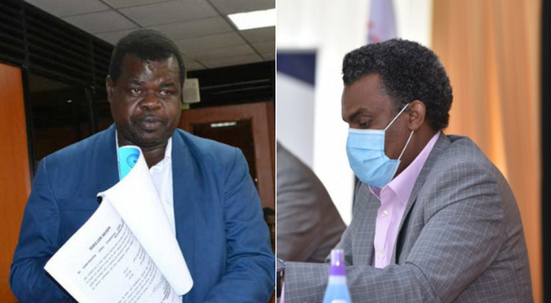 Okiya Omtatah moves to court in fresh suit to have DPP Haji fired