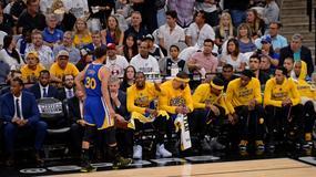 Koszykarze Golden State pozostają faworytami bukmacherów