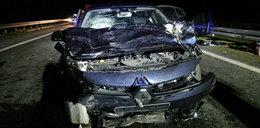 Wypadek na S3 koło Gorzowa. Jedna osoba nie żyje