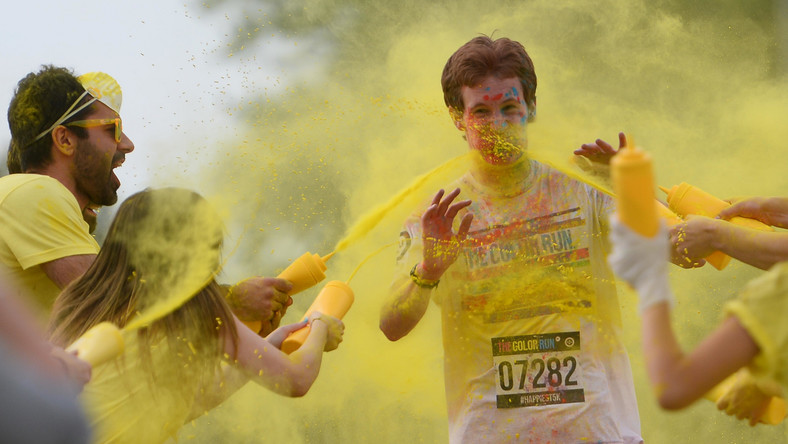 The Color Run – Warszawa