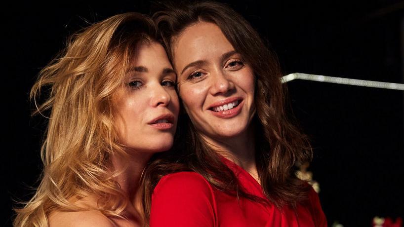 Hanna i Maria Konarowskie