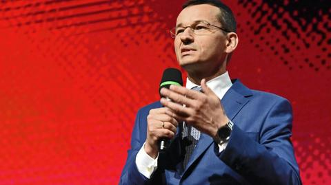 Minister Morawiecki nie ma dla nas dobrych informacji. PKB Polski obniży się o nawet 1 proc.