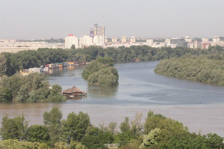 Ovaj prizor zelenog Beograda sigurno pamte neke starije generacije....