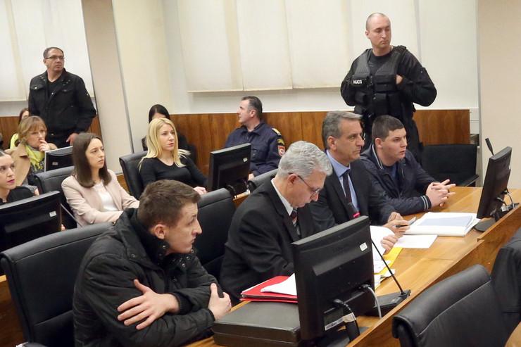 Banjaluka Dako Pikula na jednom od sudjenja