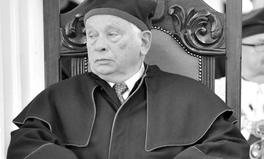 Zmarł prof. Seweryn Wiechowski
