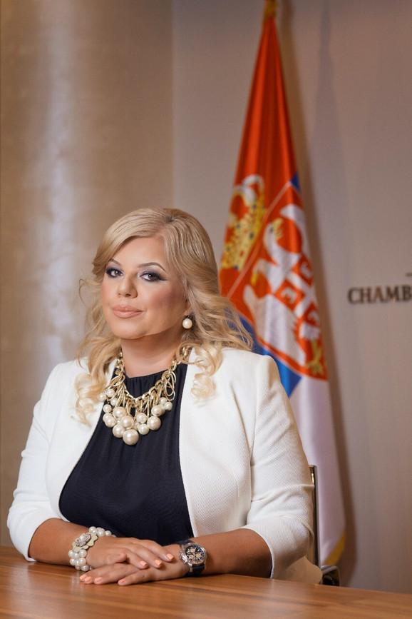 Branislava Simanić, direktorka Sektora preduzetništva u  PKS