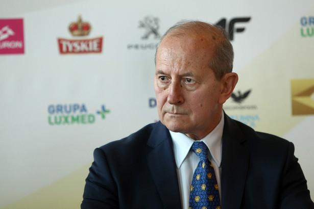 Włodzimierz Szaranowicz, dyrektor TVP Sport, komentator sportowy