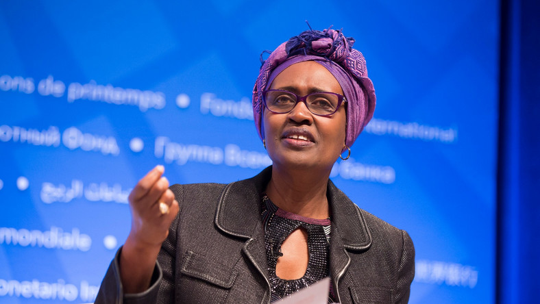 Winnie Byanyima, UNAIDS new Executive Director