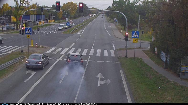 Czerwone światło - słaby punkt polskich kierowców?