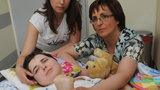 Poruszające słowa matki: cieszę się, że córka płakała