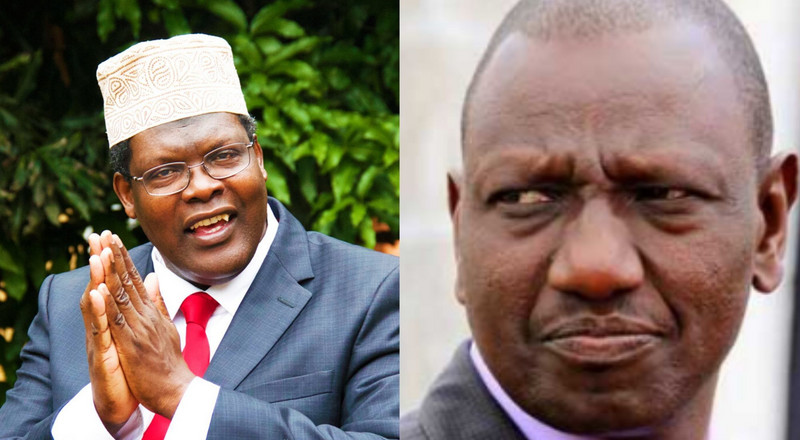 Stop blaming Maraga – Miguna Miguna's bold message to DP Ruto